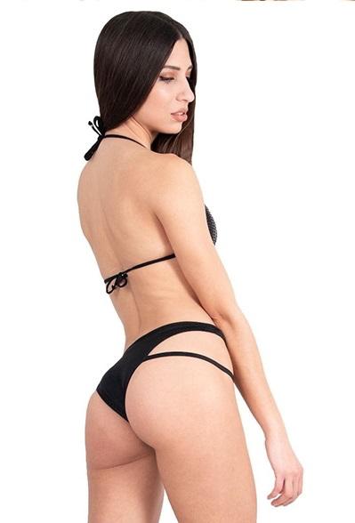 Selene Black Glaze Bikini 3