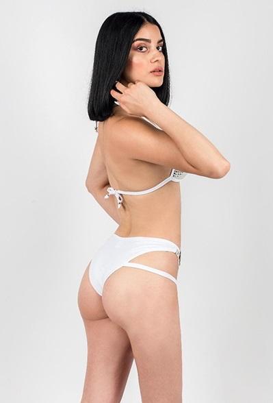 Selene Silver Glaze Bikini 3